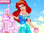 ariels princess gowns